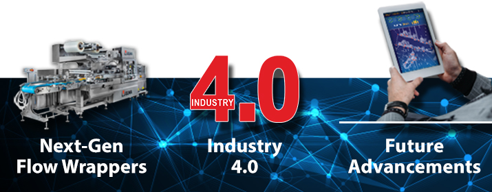 Flow Wrapping Trends - Next-Gen Flow Wrappers, Industry 4.0, Future Advancements